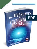 The Overunity and FreeEnergy Catalog