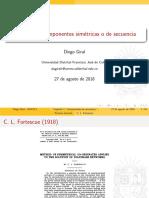 [1.0] Componentes Simetricas