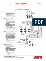 Data Sheet – Control Valves for HRSG Applications.
