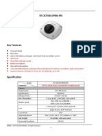 Datasheet of Ds 2cs54a1p(n) Irs