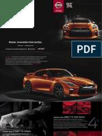 GT R Brochure