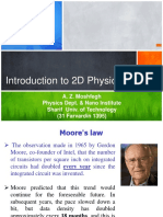 Intro to 2d physics