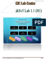 CCIE Lab 400-101 H1