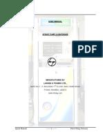 Sprint User Manual