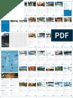 Chiemgau Karte Inzell Leistungsverzeichnis 2019