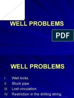 3 Well Problems