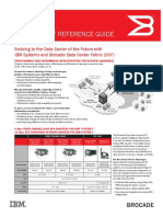0-IBM - Brocade Product Quick Ref Guide (Matrix Mapping)-23290543
