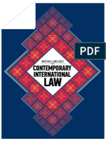 Cases and Materials International Law