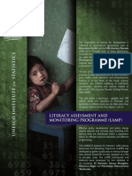 Literacy Assessment and Monitoring Programme Lamp Information Brochure En