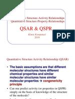 Hyperchem QSAR 2