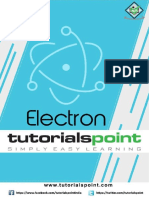 Electron - Learn by this tutorial