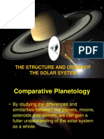The origin of the solar system.ppt