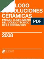 Catalogo Soluciones Ceramicas Cumplimiento CTE