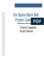 Six Sigma Project Example