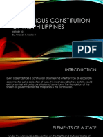 The various Constitution of the Philippines.pptx