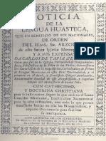 Carlos de Tapia Zenteno - Noticia de la lengua huasteca [1490].pdf