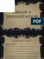 GROUP 4 VERGEL Presentation Powerpoint FINAL