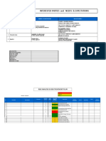 Risk Analysis and Treatment Plan