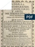 Luis Neve y Molina - Reglas de Ortographia, diccionario y arte del idioma othomi [1767].pdf
