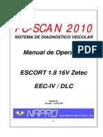 Manual de Injecao Ford Escort Zetec