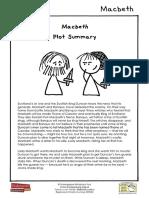 Macbeth Plot Summary