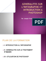 Generalites Sur l'Infographie Et Introduction a Photoshop