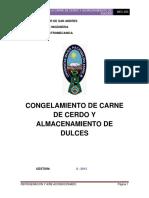 CONGELAMIENTO DE LA CARNE DE CERDO Y ALMACENAMIENTO DE DULCES.pdf