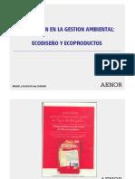 ecodiseño y ecoproductos