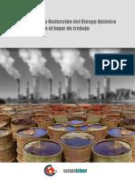 Manual para la Reducción de Riesgo Químico en el lugar de trabajo (Sustainlabour, 2012)