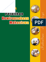Pedoman Pelatihan Kewirausahaan(1)