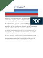 Investigatory Project 2