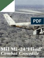Mil Mi-24 Hind Combat Crocodile
