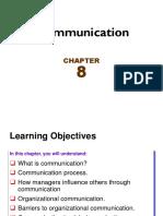 Ch 8 Communication