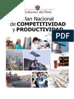 Propuesta de Plan Nacional de Competitvidad y Productividad Consejo Directivo CNCF-V.04.07.2019