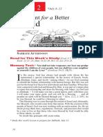 Blueprint for a Better World