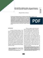 ALBERNAZ, Elizabete Ribeiro. Na fronteira entre o bem e o mal ética profissional e moral.pdf