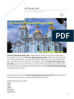 Whatsappgrouplink.org-Christian Whatsapp Group Links