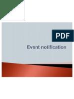 14264 Event Notification 1