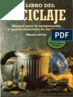 El Libro Del Reciclaje 1 - Alfonso Del Val
