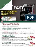 New Clima 6000 Easy