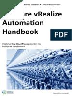 VMware VRealize Automation Handbook - Guido Soeldner