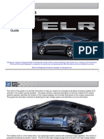 Cadillac Elr Erev 2014-2016 Erg