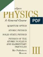 I v Savelyev Physics General Course Vol 3
