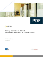 Altiris Ibm Deployment Guide