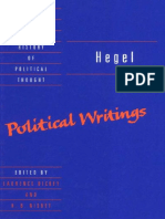 Hegel, G.W.F. - Political Writings (Cambridge, 2004).pdf