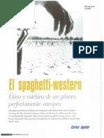 El spaghetti western