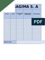 Evidencia 9 Formato de Seguimiento a Las Condiciones de Los Equipos de Medición