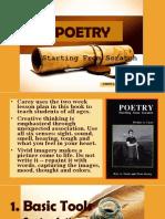 Poetry Sla