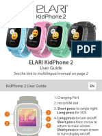 Elari KidPhone2 User-manual