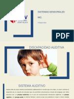 Disfuncion auditiva